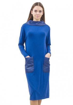 Платье Doctor E. Цвет: синий