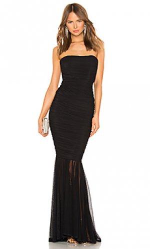 Вечернее платье ambition Nookie. Цвет: черный