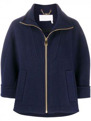 Куртка Mariner Chloé. Цвет: синий