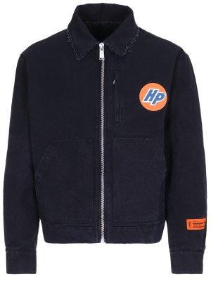 Куртка джинсовая на молнии HERON PRESTON
