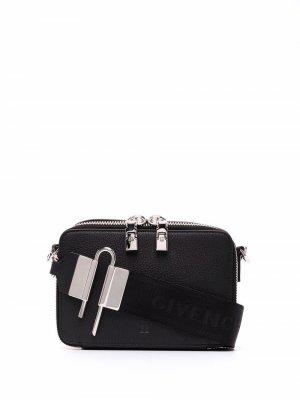 Сумка на плечо Givenchy. Цвет: черный