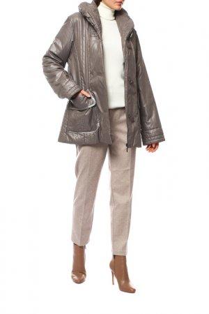 Куртка Collage. Цвет: серый