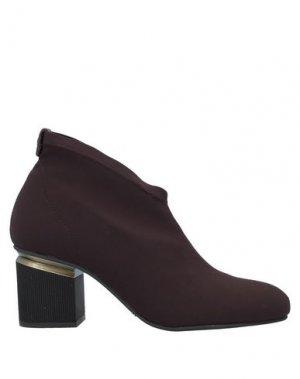Ботинки PEDRO MIRALLES. Цвет: темно-коричневый