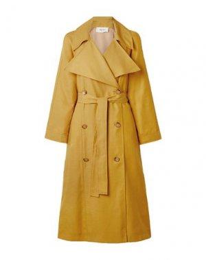 Легкое пальто ARIAS. Цвет: охра