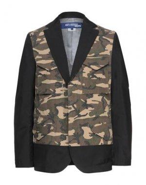 Пиджак JUNYA WATANABE. Цвет: зеленый-милитари