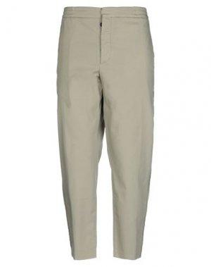 Повседневные брюки BARENA. Цвет: бежевый