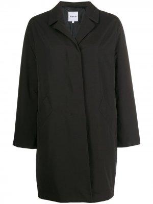 Пальто Marzapane Aspesi. Цвет: черный