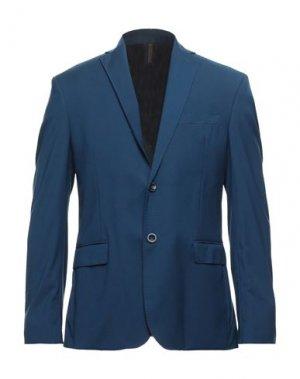 Пиджак LABORATORI ITALIANI. Цвет: синий