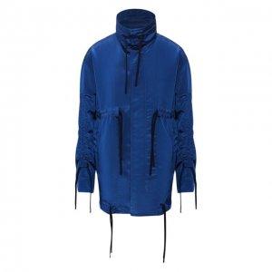 Куртка из вискозы Colville. Цвет: синий