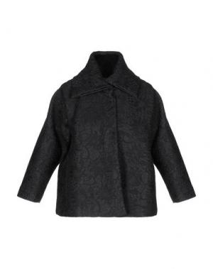Куртка CHIARA BONI LA PETITE ROBE. Цвет: черный