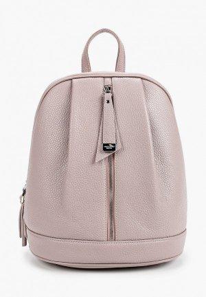 Рюкзак Alessandro Birutti. Цвет: розовый