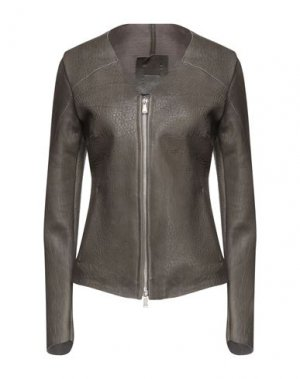 Пиджак 10SEI0OTTO. Цвет: темно-зеленый