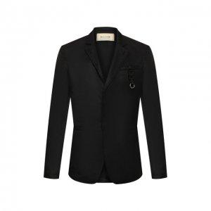Пиджак 1017 ALYX 9SM. Цвет: чёрный