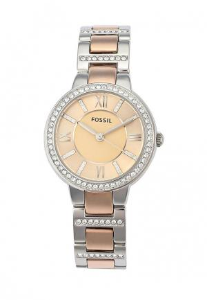 Часы Fossil ES3405. Цвет: серебряный