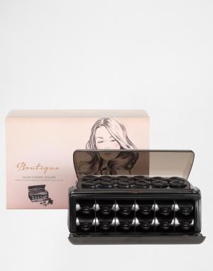 Керамические термобигуди с вилкой британского стандарта BaByliss Boutique Salon-Бесцветный