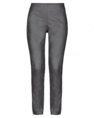 Повседневные брюки ANNARITA N TWENTY 4H. Цвет: свинцово-серый