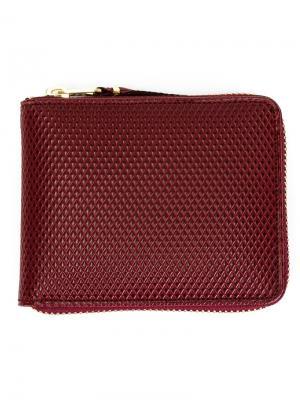 Кошелёк Luxury Group Comme Des Garçons Wallet. Цвет: красный