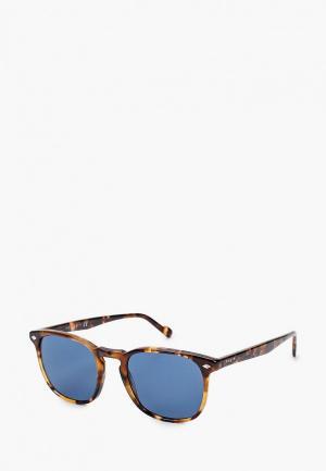 Очки солнцезащитные Vogue® Eyewear VO5328S 281980. Цвет: коричневый