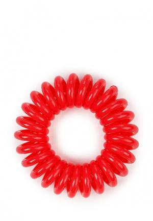 Комплект invisibobble для волос Raspberry Red. Цвет: красный