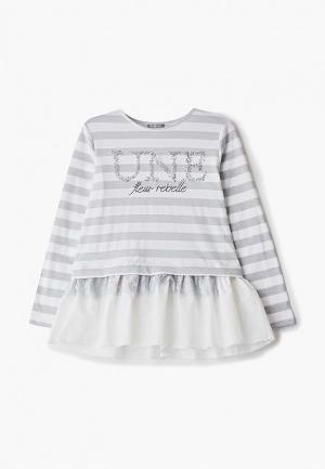 Платье Gulliver. Цвет: белый
