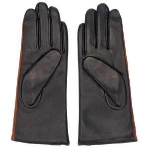 Перчатки Alla Pugachova AP33415 whisky/black-20Z. Цвет: коричневый/черный