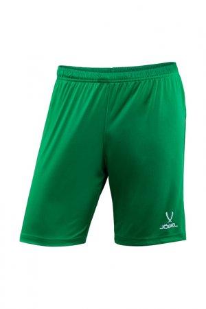 Шорты футбольные CAMP Jogel. Цвет: зеленый, белый
