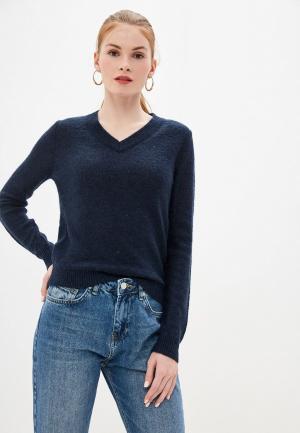 Пуловер Lusio. Цвет: синий