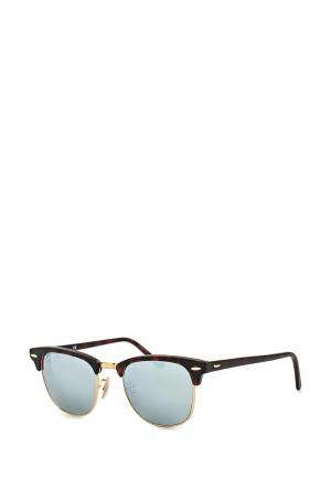 Очки солнцезащитные Ray-Ban® RB3016 114530. Цвет: коричневый