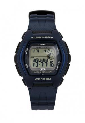 Часы Casio Collection HDD-600C-2A. Цвет: синий