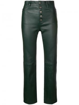 Эластичные брюки Den Joseph