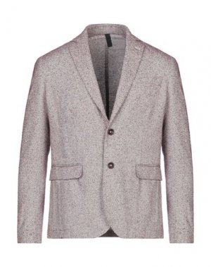 Пиджак MR MASSIMO REBECCHI. Цвет: красно-коричневый