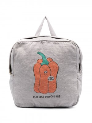 Рюкзак с принтом Bobo Choses. Цвет: фиолетовый