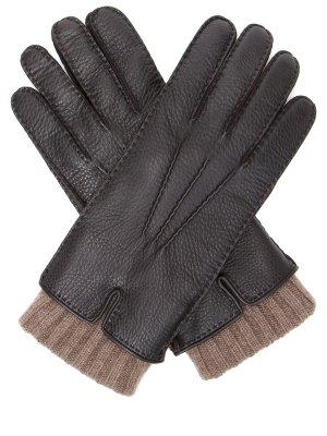Перчатки кожаные Stirling LORO PIANA