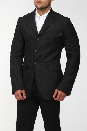 Пиджак John Galliano. Цвет: черный