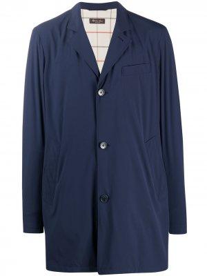 Пиджак оверсайз Loro Piana. Цвет: синий