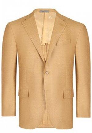 Пиджак CORNELIANI. Цвет: бежевый