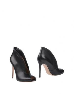 Ботинки GIANVITO ROSSI. Цвет: черный