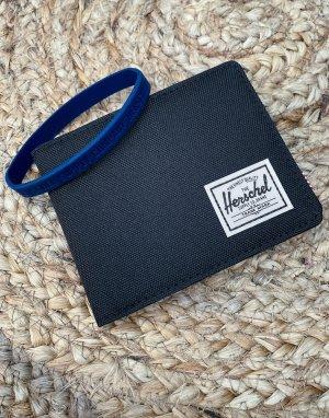 Черный бумажник Roy RFID Herschel Supply Co