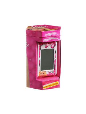Обучающий смартфон русско-английский,80 функций,BARBIE. Barbie. Цвет: розовый, белый