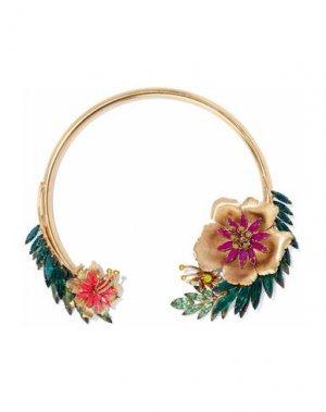 Ожерелье ELIZABETH COLE. Цвет: золотистый