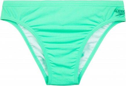 Плавки мужские Essentials End+, размер 44-46 Speedo. Цвет: зеленый