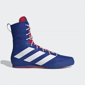 Кроссовки для бокса Hog 3 Performance adidas. Цвет: красный