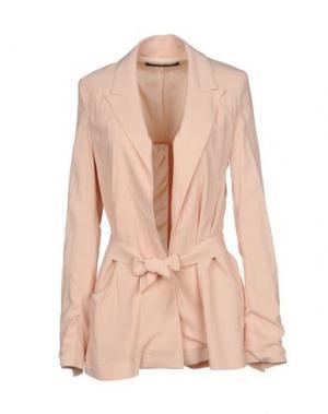 Пиджак FRANCESCA PICCINI. Цвет: розовый