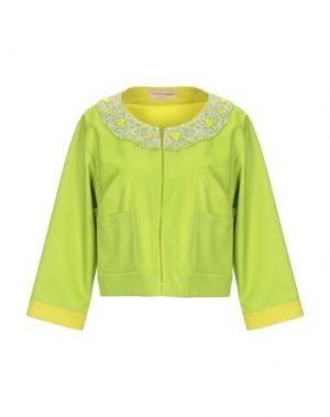 Пиджак COCCAPANI TREND. Цвет: кислотно-зеленый