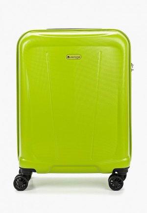 Чемодан Verage Cabin size. Цвет: зеленый