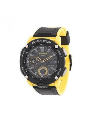 Наручные часы G-Shock. Цвет: черный