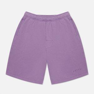 Мужские шорты Chiba Edwin. Цвет: фиолетовый