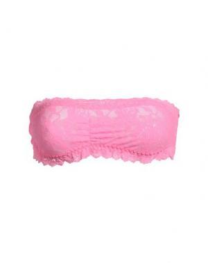 Бюстгальтер HANKY PANKY. Цвет: розовый