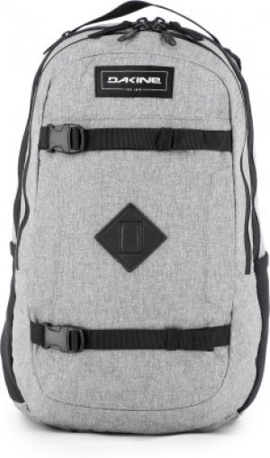 Рюкзак URBN MISSION PACK, 18 л Dakine. Цвет: серый