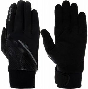 Перчатки , размер 10 Ziener. Цвет: черный